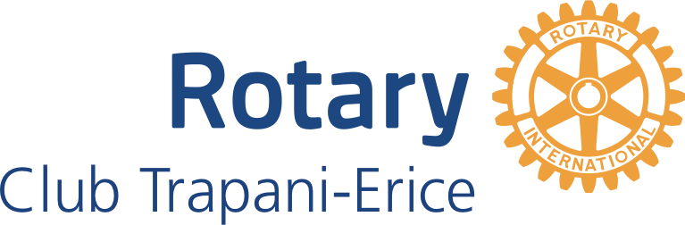 Rotary Trapani Erice Logo